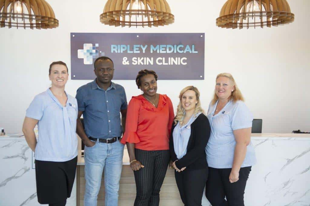 Ripley Medical Clinic office #18